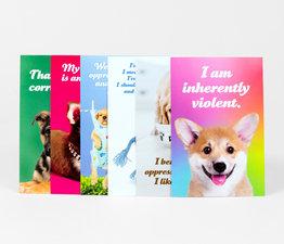 Social Justice Puppies Vol. II