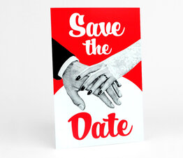 Save The Date (Hands)