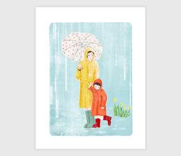 Rainy Mother's Day