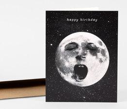 Happy Birthday Lazy Old Moon