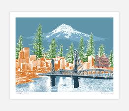 Watching Over Portland