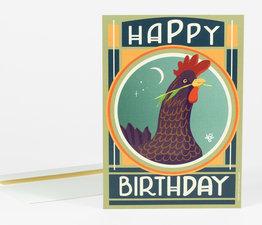 Happy Birthday Hen
