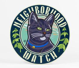 Neighborhood Watch: Black Cat