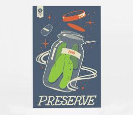 You Serve When You Preserve
