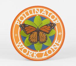 Pollinator Work Zone Monarch