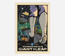 Tomorrow's Giant Leap