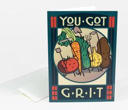 You Got Grit