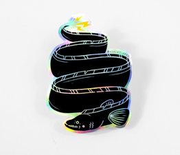 Holographic Eel