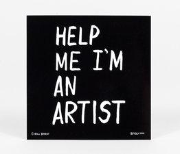 Help Me I'm An Artist