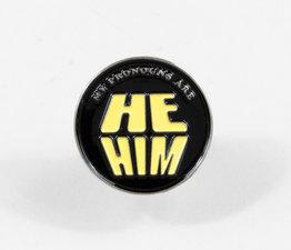 He / Him