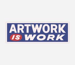 Artwork Is Work